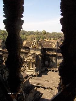 Reise 2007 - Angkor