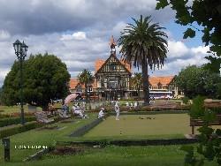 Reise 2007 - Der Sonntag in Rotorua