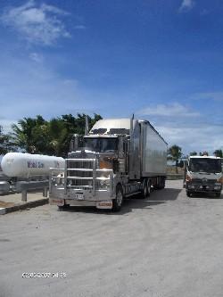 Reise 2007 - Truck