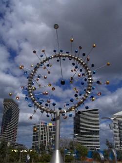 Reise 2007 - Melbourne-Kunst und Mäzenatentum