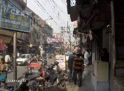 Reise 2008 - Delhi