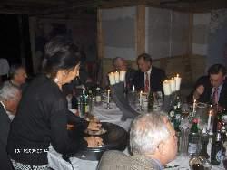 Außerordentliches Plaudermeeting<br /> Abend der Sponsoren